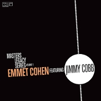 Emmet Cohen Featuring Jimmy Cobb - Masters Legacy Series Volume 1