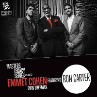 Emmet Cohen - Masters Legacy Series Vol 2: Featuring Ron Carter