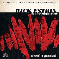 Rick Estrin and The Night Cats - Groovin' In Greaseland