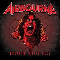 Airbourne - Straight Outta Hell