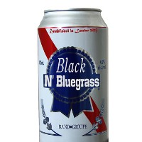 Black N' Bluegrass - Open up a can of Black N' Bluegrass