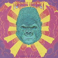 Tongue Helmet - Psychotropic Ape