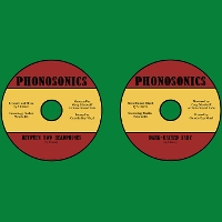 Phonosonics - Between Two Headphones b/w Dark-Haired Lady