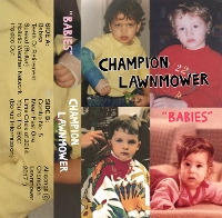 Champion Lawnmower - Babies