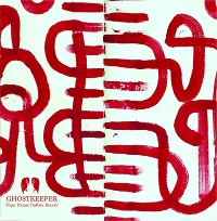 Ghostkeeper - Sheer Blouse Buffalo Knocks