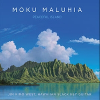 Jim 'Kimo' West - Peaceful Island