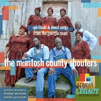 The McIntosh County Shouters - Spirituals & Shout Songs from the Georgia Coast