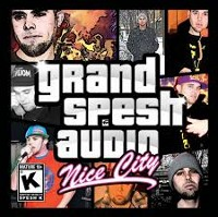 Spesh K - Grand Spesh Audio - Nice City